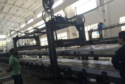 PU Panels automatic production line
