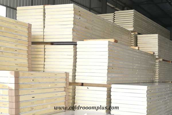 PU Panels warehouse
