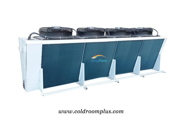 air cooled condenser for freezer room