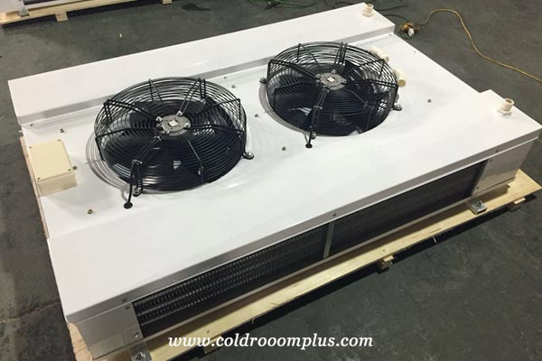 double wind unit coolers