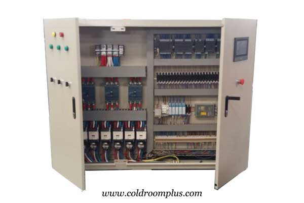 freezer room electric control system