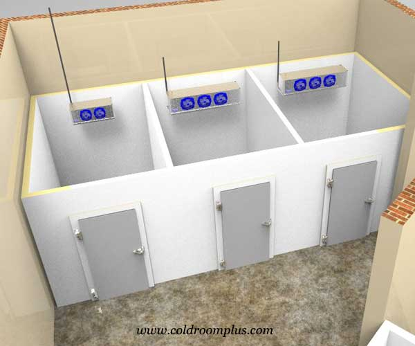 product development of cold room