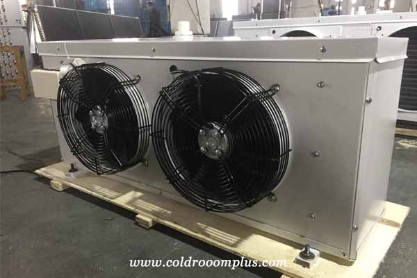 typical unit coolers with 2 fans