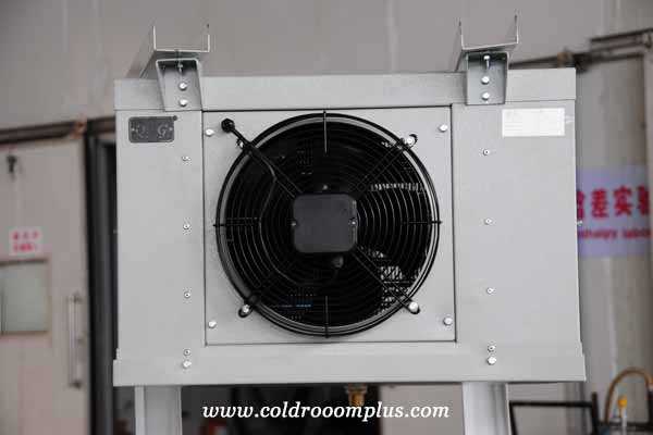 typical unit coolers with one fan
