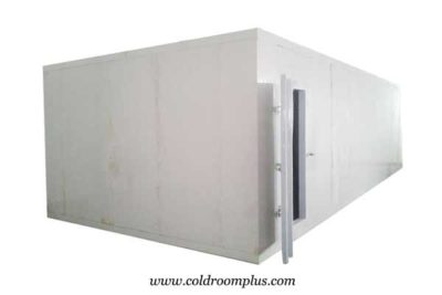 freezer room for fish