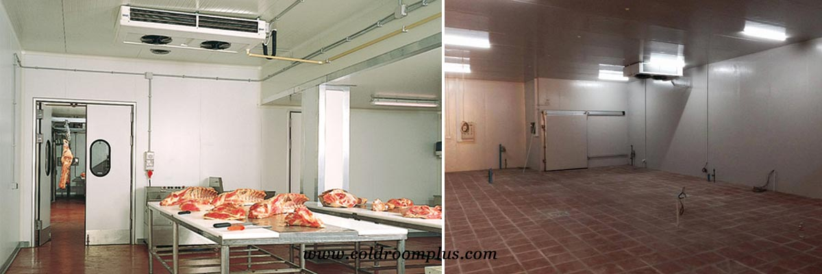 Meat Freezer Room in Cambodia Cold Room Freezer Room Solutions