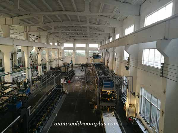 professional cold room supplier for PU panel