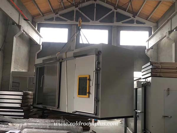 professional cold room supplier