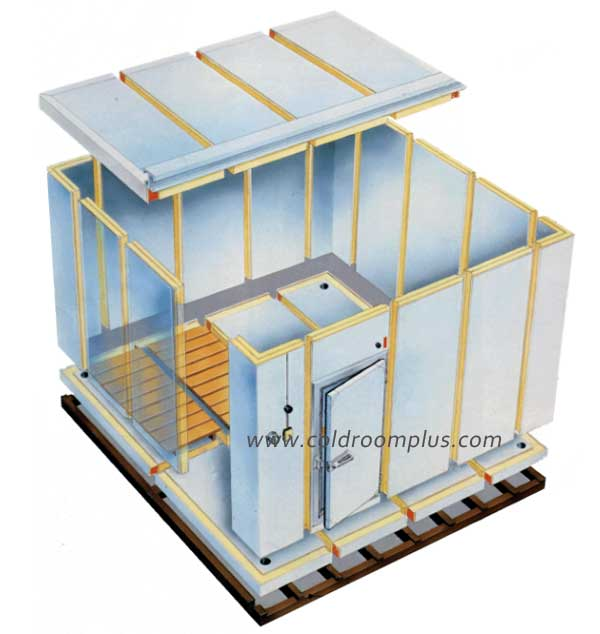 industrial Freezer Rooms for sale