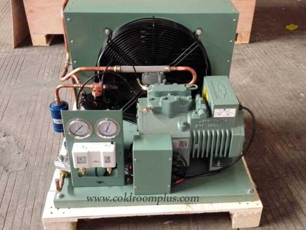ice cream cold room freezer condensing unit