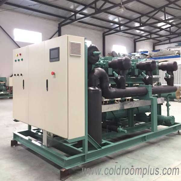 Parallel condensing unit for Australia (6)