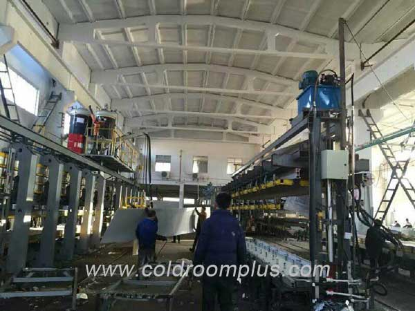 Cold room panels manufacturer