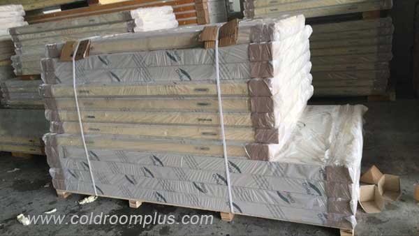 insulated cold room panels package