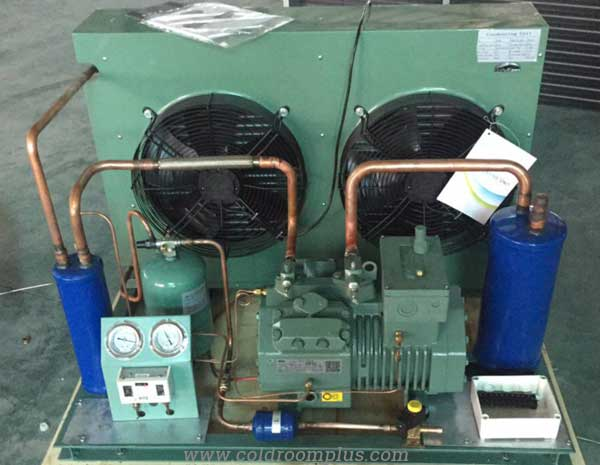 Condensing unit with Bitzer compressor