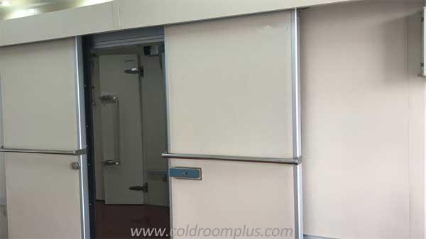 double sliding door